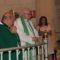 Emotiva despedida al cura de Santiago en la eucaristía de acción de gracias
