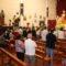 La Capilla del Rollo acoge la celebración de una misa el  primer domingo de cada mes