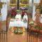 Exposición del Santísimo, misas y procesión para celebrar el Quinario en honor a San Francisco