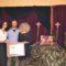 Pablo Molina ya forma parte de la historia de la Hermandad del Cristo de la Salud
