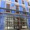 Comienzan las obras para arreglar la cubierta del Edificio Azul