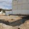 Comienzan las obras del rocódromo en el Polideportivo La Hoya