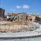 La Plaza del Camionero abrirá al tráfico «previsiblemente» antes del inicio de la Semana Santa