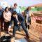 La primera piedra inicia las obras del nuevo colegio