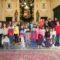 Los alumnos de 3º de ESO del colegio Príncipe Felipe visitan y conocen el Ayuntamiento