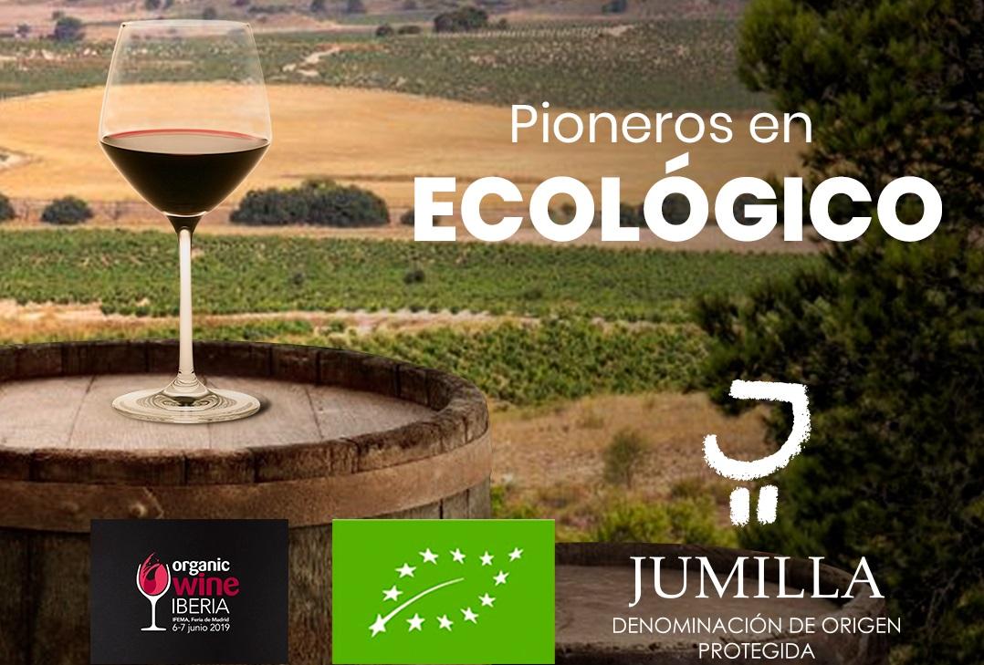 Bodegas de la DOP Jumilla están presentes en la Feria Wine Organic