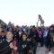 Multitudinaria romería al Cristo Amarrado hasta Santa Ana