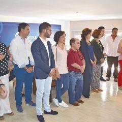 Seve González ha sido elegida presidenta del PP con el fin de abrir el partido a la sociedad