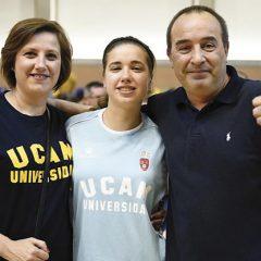 El UCAM Murcia sube a División de Honor