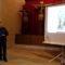 Spiteri presentó en Santiago su restauración a Dimas y Gestas
