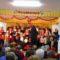 Un centenar de usuarios de Jumilla y Yecla cantan alegres villancicos