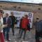 El Castillo recibe a una treintena de personas en la visita dominical que ofertó la agenda cultural