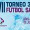 Sí habrá Torneo de 36 Horas de Futsal
