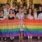 La bandera del orgullo LGTBI+ luce en el balcón del Ayuntamiento como símbolo de tolerancia e igualdad