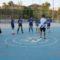 Las juveniles dan sus primeros pasos en el mundo del fútbol sala