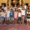 Los niños saharauis acogidos en Jumilla son recibidos en el Ayuntamiento