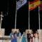 La alcaldesa cedió las llaves del Castillo a los Moros y Cristianos para dar inicio a sus fiestas