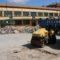 Arrancan las obras de renovación del pavimento del patio del Mercado