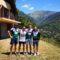 Los 'hinnenis' superan el reto del Trail Vielha – Molières (entrevista incluida)