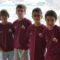 Los sub 12 del Ajedrez Coimbra se hacen con el cuarto puesto del Campeonato Regional por Equipos