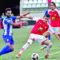 El FC Jumilla 'perdona la vida' al Real Murcia
