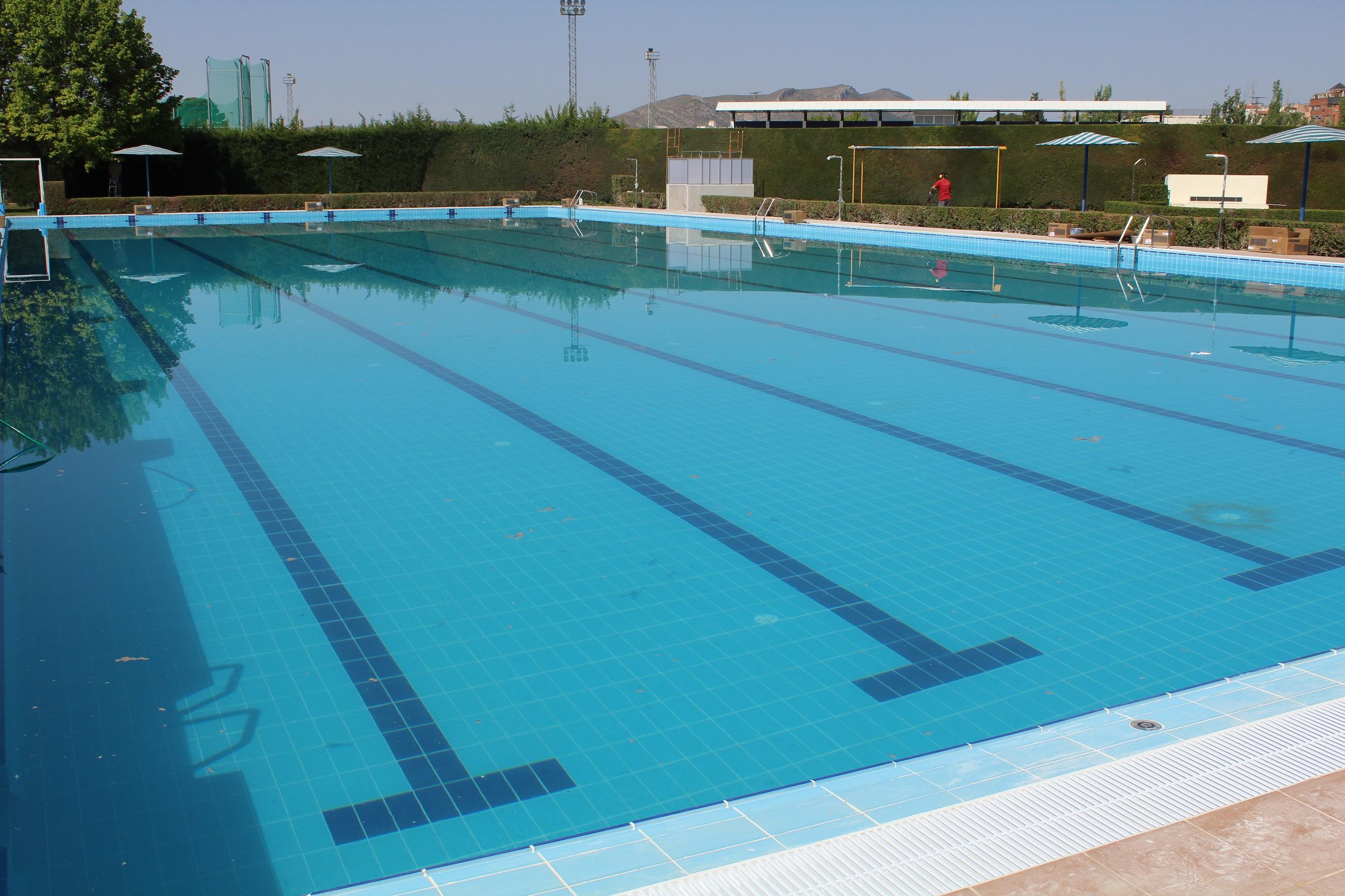 Este sábado abren sus puertas las piscinas de verano